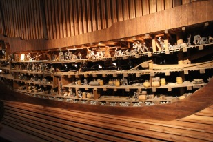 Cross-section of Vasa