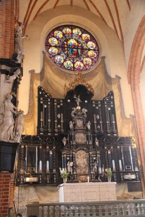 Stockholm Cathedral, altar