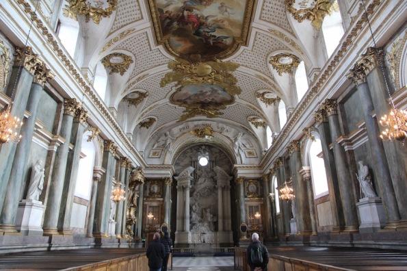 Stockholm Royal Palace, chapel