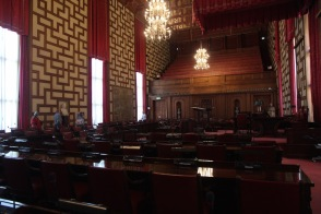 Stockholm City Hall, Assembly chamber