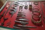 Baukas Castle, spear heads
