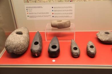 Baukas Castle, axe heads