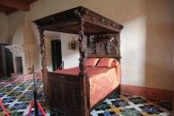 Baukas Castle, bed