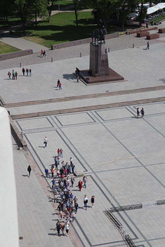 Vilnius main square