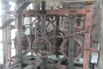 Clock mechanism, Vilnius Bell Tower