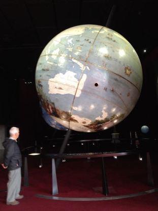 Coronelli's terrestrial globe