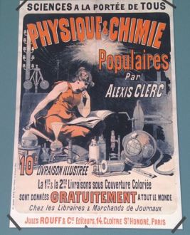 Science for All poster, Paris
