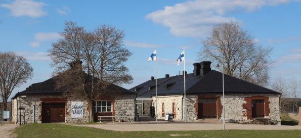 Lappeenranta fortress museum