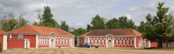 Rundāle Palace, outbuilding