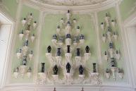 Rundāle Palace, White Hall, porcelain room