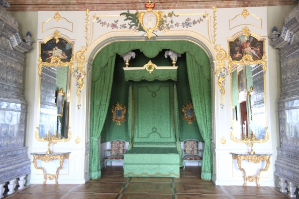 Rundāle Palace, Duke's Bedroom