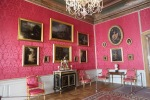 Rundāle Palace, room in pink
