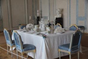 Rundāle Palace, dining room