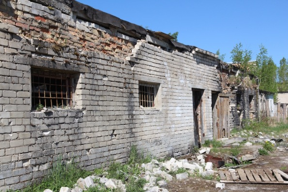 Skrunda-1, Latvia, prison