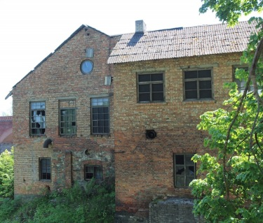 Kuldīga Old town, Latvia