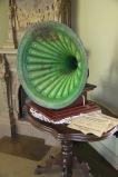 Kuldīga Museum, gramophone, Latvia