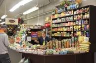 Riga market, teas and more