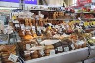 Riga market, bread
