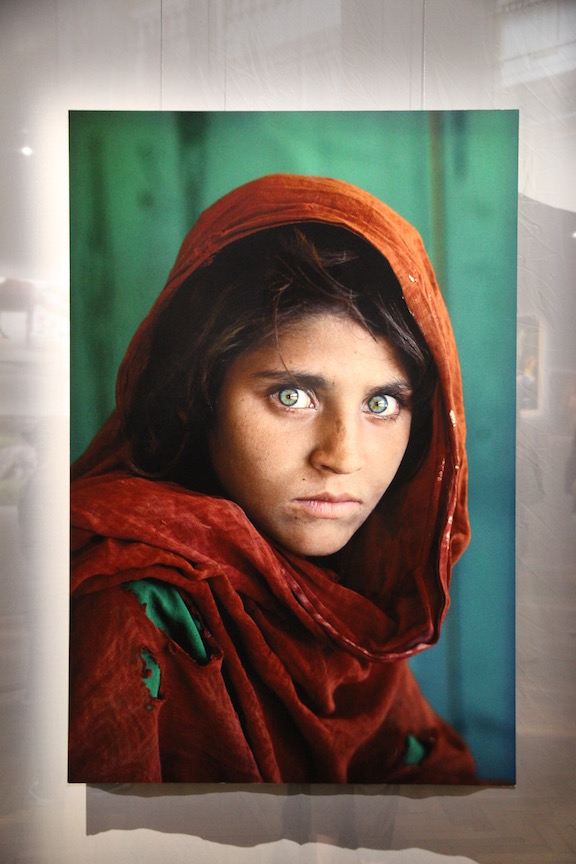 The 'Afghan Girl' Sharbat Gula