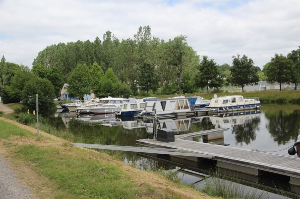 Nantes to Brest Canal, Brittany