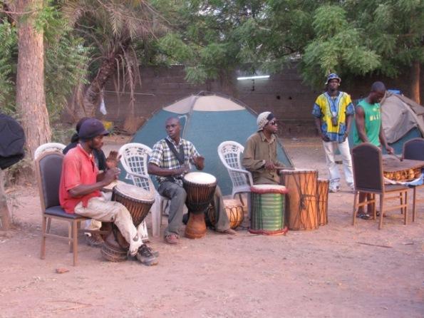 Mali band, Bamako