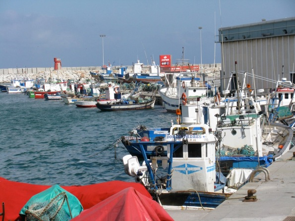 Boats in Gibraltar