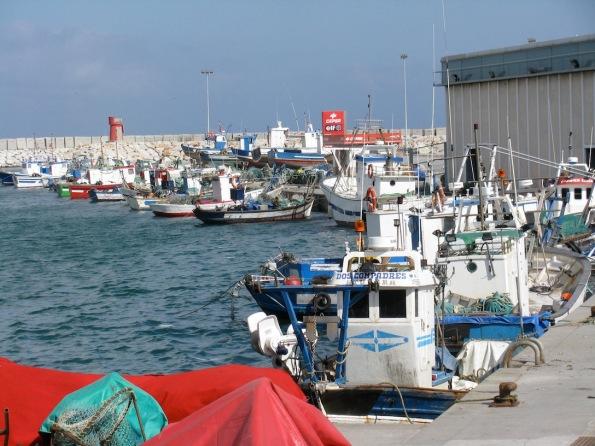 Boats in Gibraltar