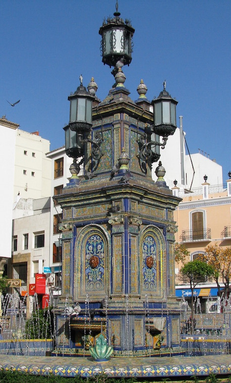 Algeciras main square