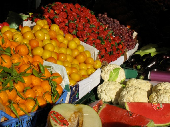 Algeciras market