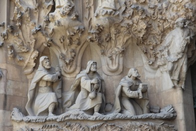 Sagrada Familia The Magi