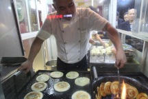 Cooking, China