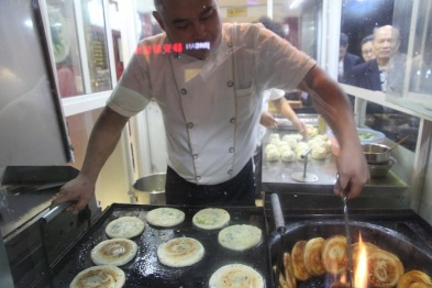 Cooking, China