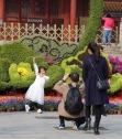 Posing, China