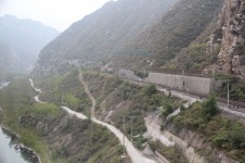 Chinese rail and road