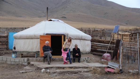 Mongolian gir