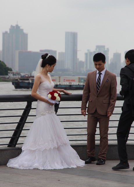 wedding pic, Shanghai