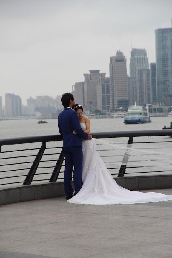 Couple Shanghai