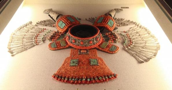 Mongol headdress