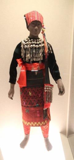 Ceremony garment