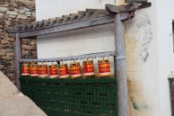 Aryapala prayer wheels