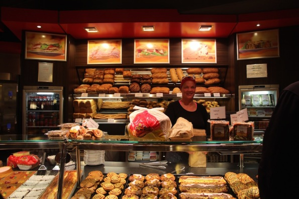 Icelandic bakery