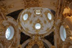 Dome, Great Church of the Winter Palace in Saint Petersburg