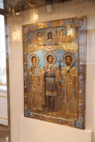 Icon, Great Church of the Winter Palace in Saint Petersburg
