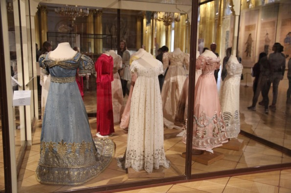 gowns, Hermitage Museum