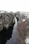 Rift valley, Þingvellir National Park, Iceland