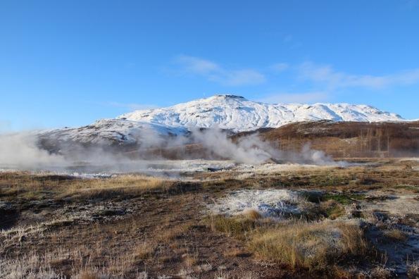 Geyser geothermal area, Iceland