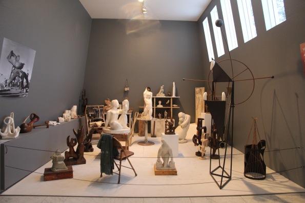 Studio of Ásmundur Sveinsson