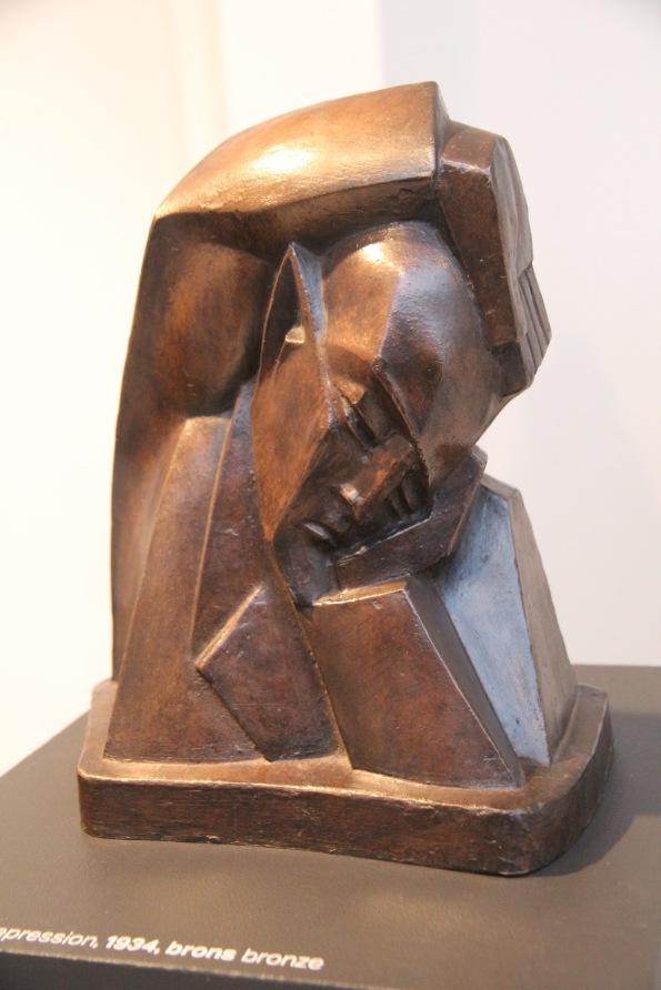Depression by Ásmundur Sveinsson