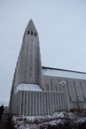 Hallgrímskirkja tower