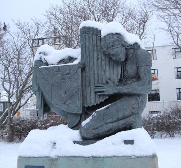 Heimir by Einar Jónsson